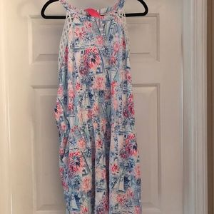 Lilly Pulitzer Lala Romper